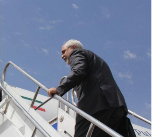 "Zarif describes trip to Qatar as ""very productive"""