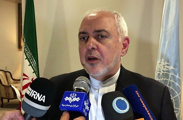 Iran ready, if Riyadh ready for talks: Zarif
