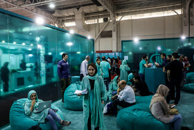 Last day of Iran's ELECOMP 2019, Tehran, Iran, July 21, 2019.