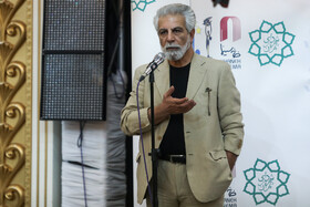 Ceremony of Iran Cinema Celebration, Tehran, Iran, July 29, 2019. The Iranian House of Cinema organizes the celebration every year to commemorate Iran's National Day of Cinema, which is on September 12.