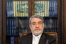 Interior Minister Abdolreza Rahmani Fazli is present in the meeting of the Drug Control Headquarters under the chair of Iranian President Hassan Rouhani, Tehran, Iran, July 30, 2019.