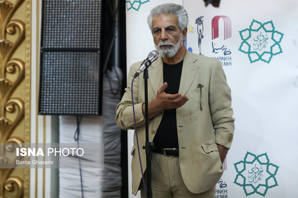 ISNA - Nominees of Iran Cinema Celebration honored