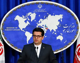 Iran condemns Germany's backing for US brutal, illegal actions