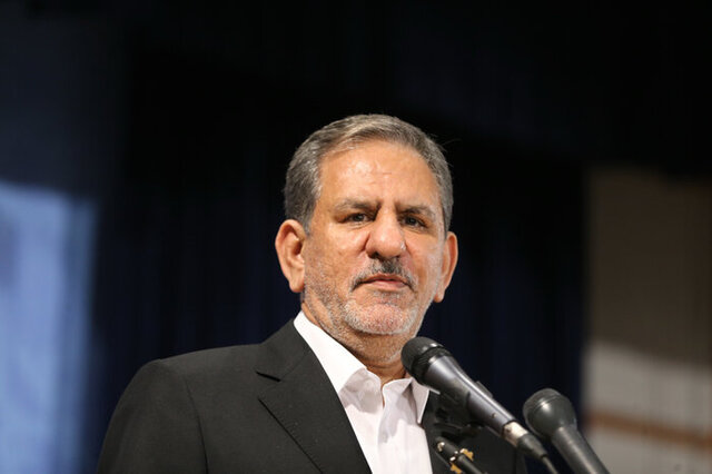 Iran-Turkmenistan cooperation in interest of regional development: Jahangiri