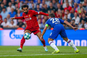 Liverpool FC claims 2019 UEFA Super Cup, Istanbul, Turkey, August 14, 2019.