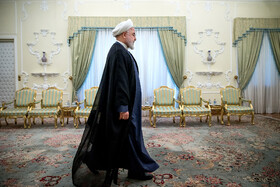New ambassadors present credentials to Iran's Rouhani