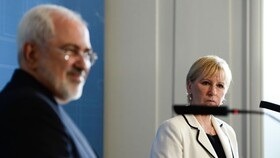 Swedish FM says she held frank, constructive talks with Zarif