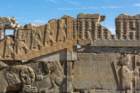 Sad story of damages to Persepolis