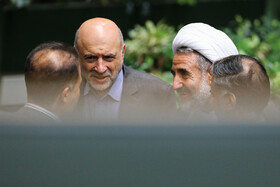 On the sidelines of the public session of Iran's Parliament, Tehran, Iran, August 25, 2019.