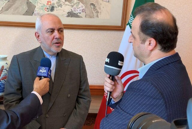 Iran won't have bilateral talks with US: Zarif