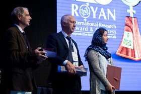 20th Royan International Research Award and Congress, Tehran, Iran, August 28, 2019. Royan Institute is an Iranian clinical, research and educational institute dedicated to biomedical, translational and clinical researches, stem cell research and infertility treatment.
