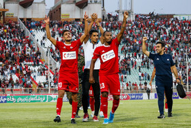 2nd week of Persian Gulf Pro League
