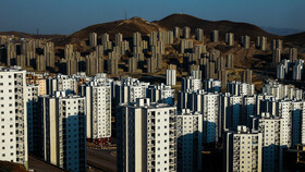 Pardis city is seen in the photo, Tehran, Iran, September 1, 2019.