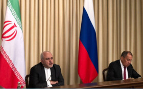 Iran-Russia ties at best level over past decades: Zarif