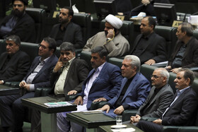 Iran's Parliamentary session, Tehran, Iran, September 3, 2019.
