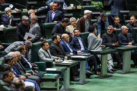 On the sidelines of Iran's Parliamentary session, Tehran, Iran, September 3, 2019.