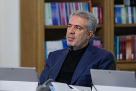 Cultural Heritage Minister Ali Asqar Mounesan is present in the session of cabinet Ministers, Tehran, Iran, September 4, 2019.