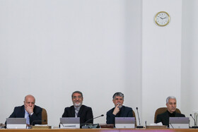 Session of cabinet Ministers, Tehran, Iran, September 4, 2019.