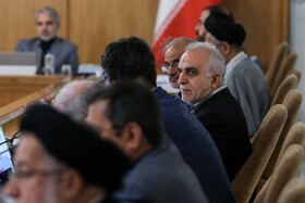 On the sidelines of the session of cabinet Ministers, Tehran, Iran, September 4, 2019.
