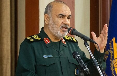 IRGC chief commander strongly warns Trump