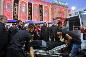 Iran condoles with Iraq over tragic incident in Karbala