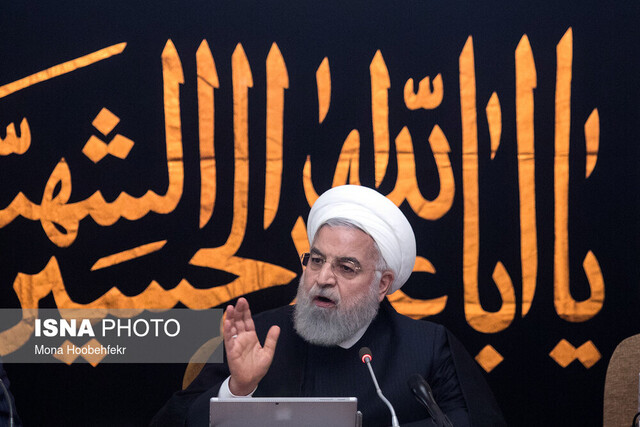 Enemies of region must learn from Yemenis' alarming response: President Rouhani