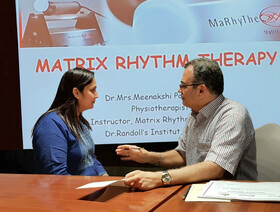 Matrix Rhythm Therapy; a modern remedial approach inspired from alpha rhythm of brain waves