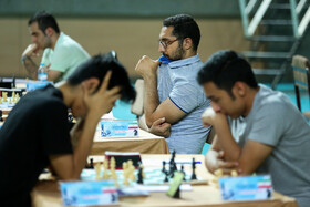 16th Avicenna International Chess Tournament, Hamedan, Iran, September 16, 2019.