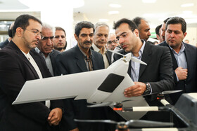 Knowledge-based companies and start-ups conference in Tehran, Iran, September 17, 2019.