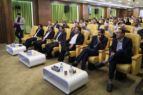 Knowledge-based companies and start-ups conference in Tehran, Iran, September 17, 2019. The conference of knowledge-based companies and start-ups was held in Tehran, during which products and services of drones were being displayed.