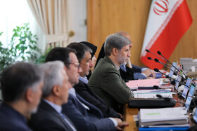 Iran's Defense Minister Brigadier General Amir Hatami is present in the session of Iran's cabinet ministers, Tehran, Iran, September 18, 2019.