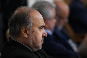 Minister of Sports and Youth Affairs Masoud Soltanifar is present in the session of Iran's cabinet ministers, Tehran, Iran, September 18, 2019.