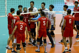 Iran to play in final of Asian volleyball championship