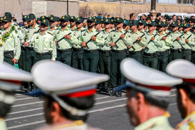 Parade ceremony of Iranian armed forces, marking the beginning of Iran's sacred defense week is held in Zanjan, Iran, September 22, 2019.
