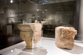 "Exhibition of Spanish artifacts entitled ""The Archeology of Spain"" opens in Tehran, Iran, September 22, 2019.