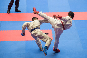 Iran claims the title at Eurasian Karate Championship