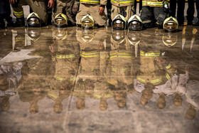 Ceremony of National Day for Safety, Firefighting held in Tehran