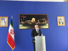 Resistance brings dignity to people: Iran FM