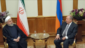 Deepening ties with neighbours, esp. Armenia, Iran's top foreign policy priority: Rouhani