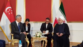 Tehran's top foreign policy endeavour to deepen ties with Asian countries: Rouhani