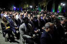 "Ceremony for marking ""Tehran Day"", Tehran, Iran, October 7, 2019.