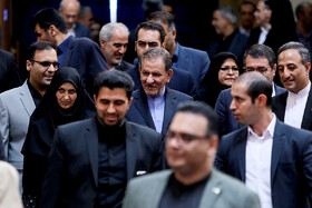 "On the sidelines of the commemoration ceremony of ""World Standards Day"", Tehran, Iran, October 8, 2019."