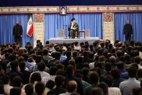 Academic elites meet with Iran's Leader