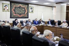 Session of Iran's Expediency Discernment Council, Tehran, Iran, October 9, 2019.
