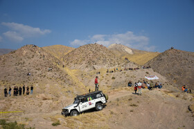 2nd edition of Eastern Iran off-road racing championship, Khorasan Razavi, Iran, October 12, 2019.