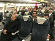 IPU Assembly opportunity for regional co-op, negotiations: Larijani