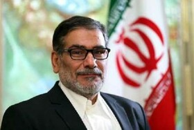 Complete lifting of all sanctions US' sole option to correct Trump's failed strategy: Shamkhani