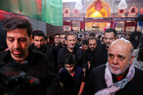 VP Jahangiri attends Arbaeen March in Iraq