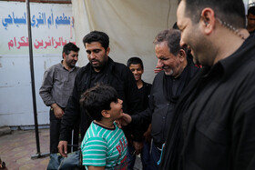 On the sidelines of the visit of Iran's First Vice-President Es'haq Jahangiri from Iraq, October 19, 2019. Iran's First Vice-President Es'haq Jahangiri travelled to Iraq on Saturday in order to attend the mourning ceremony of Arbaeen in Iraqi city of Karbala as well as meeting with Iraqi officials responsible for holding Arbaeen rituals.