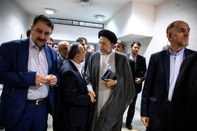 "On the sidelines of the international conference on ""Unilateralism and International Law"", Tehran, Iran, October 21, 2019.